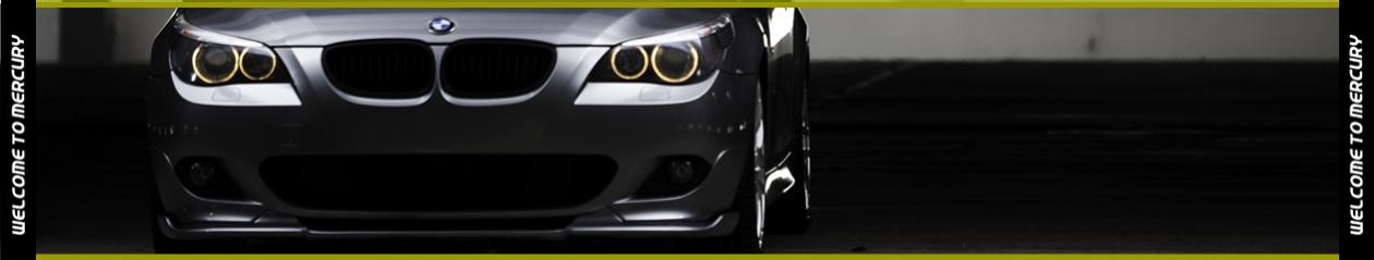 BMW E系 & BMW MINI R系専門店・Mercuryのブログ